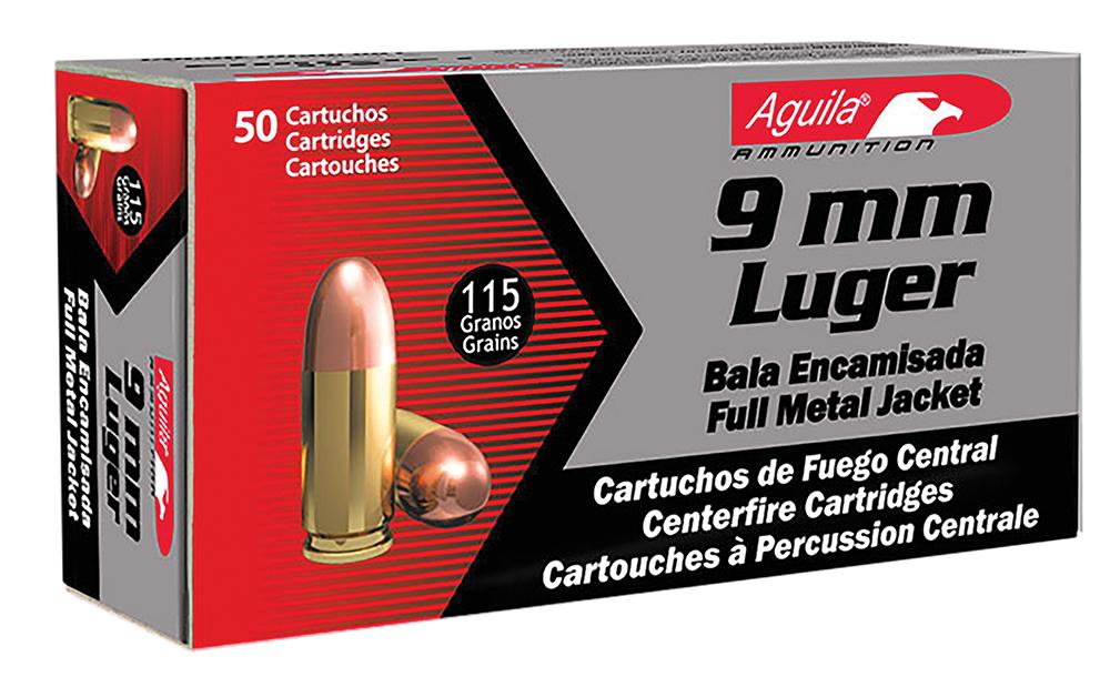Aluminum 100 9mm 100 Round Aluminum Federal CAL9115100