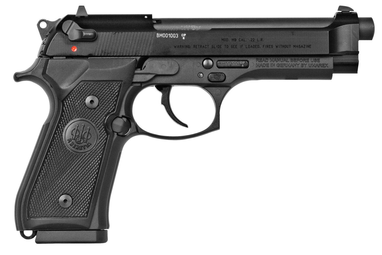 HK 416  22 LR Matte Black Heckler and Koch 81000401