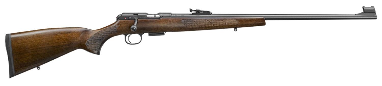 455 Varmint  22 LR 20 5 5 Round Black CZ 02214