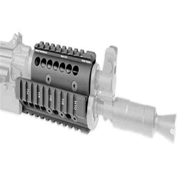 Yugo M92 Handguard Black M-LOK Compatible Rail Topcover
