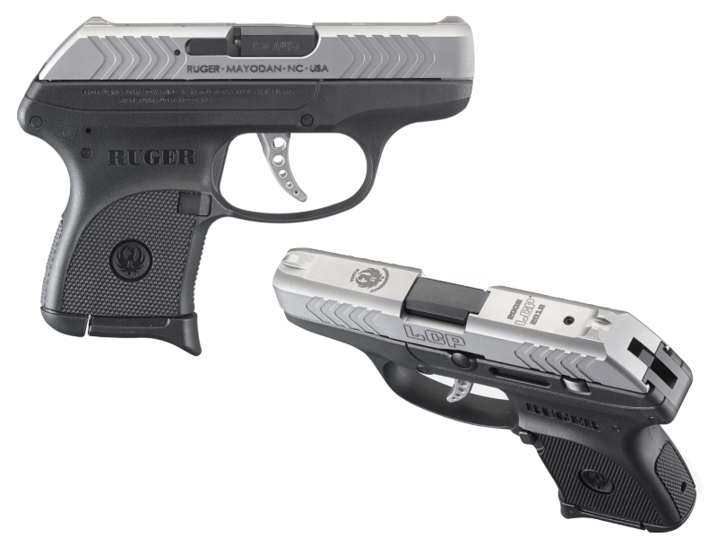 Ruger LCP and LCP II Pistols