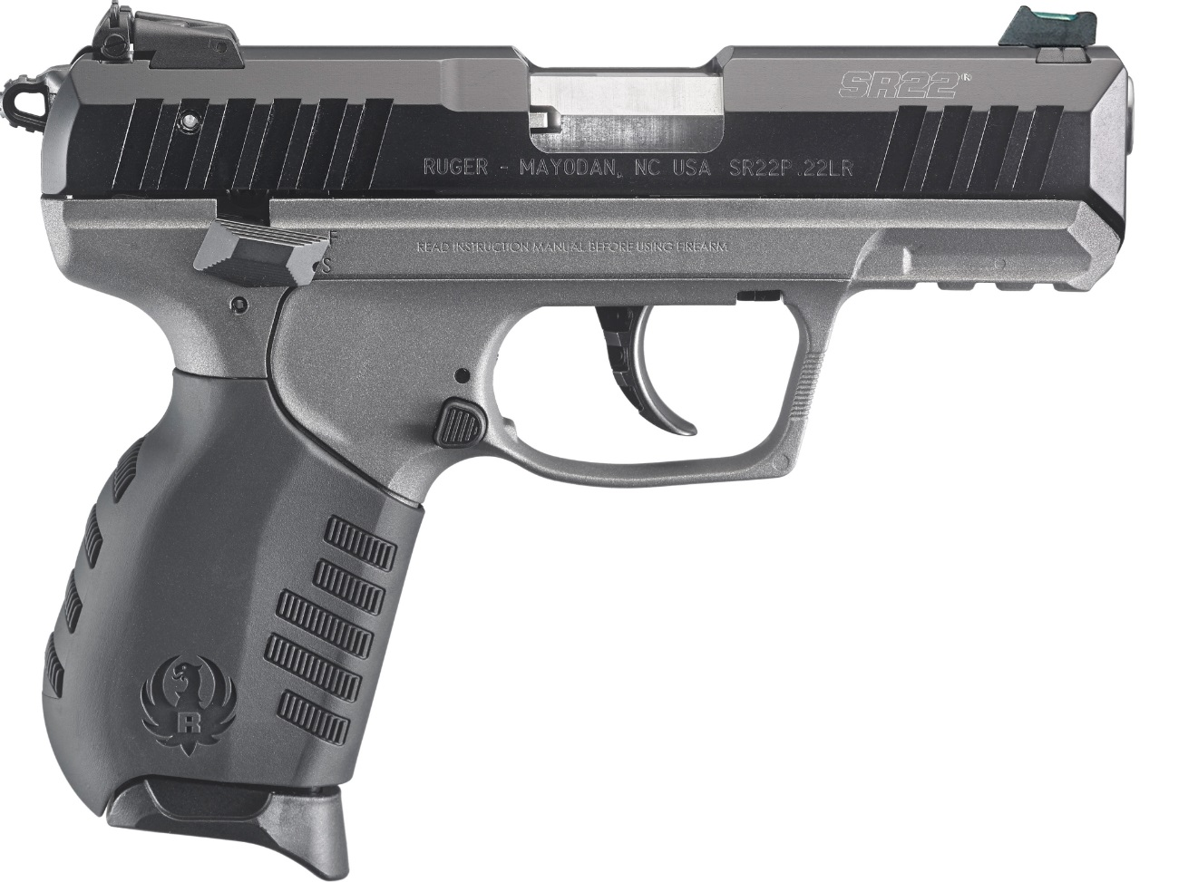 Ruger SR22 Pistol in Gray