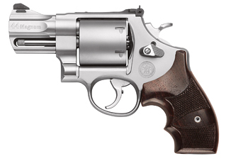 629-6  44 Mag 6 5 6 Round Stainless Smith and Wesson 163638