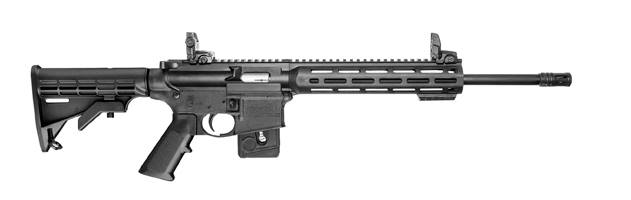 M1A SOCOM Rifle  308 Win 16 25 10 Round Black Springfield