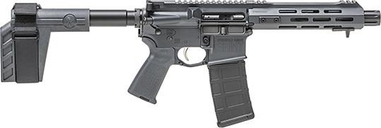 Slide Release Lever Glock 42/43 Black Ghost GHO-ESR4243