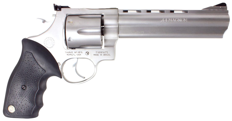 605  357 Mag /  38 SPL 2 5 Round Matte Stainless Taurus 2-605029