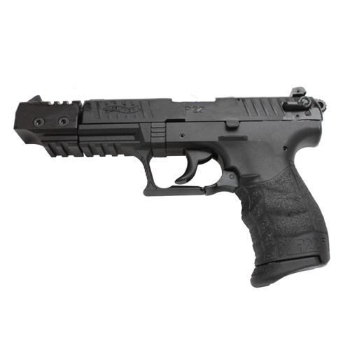 P-10 9mm 4 5 19 Round Black CZ 95150